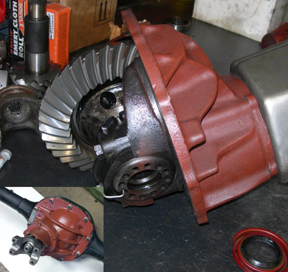 Differential shop Colorado Springs